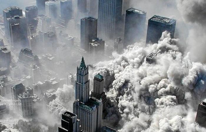 Aparece un video inédito sobre el atentado a las Torres Gemelas