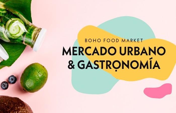 Bogotá: Boho Food Market un nueva forma de disfrutar la Cava