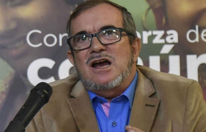 Rodrigo Londoño visita espacios territoriales de la FARC