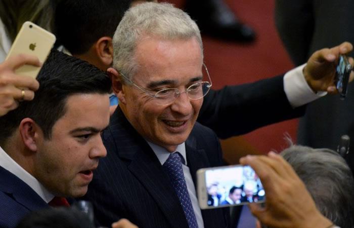 Álvaro Uribe y su desatinado tuit sobre el consumo de droga