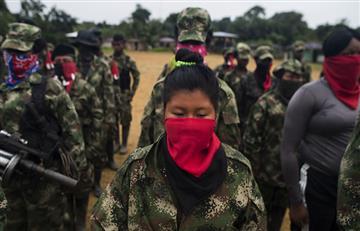 Comandante 'Uriel' dice que ELN liberará secuestrados
