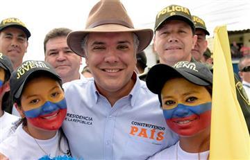 Duque felicita a Ibargüen, Quintana, López y Urán por su desempeño deportivo