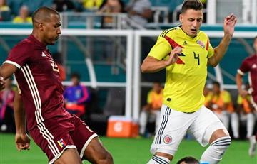 Selección Colombia: Santiago Arias no jugará contra Argentina por lesión