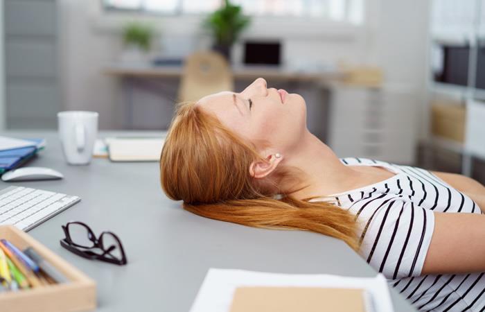 La importancia de hacer la siesta