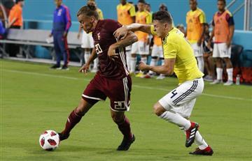 Santiago Arias sufre una fractura y no jugará ante Argentina