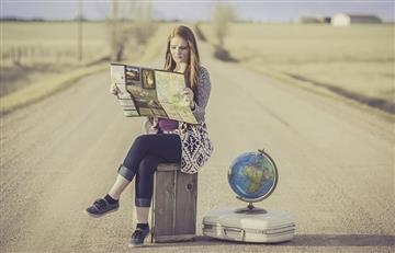 Trucos para que no tengas miedo de viajar sola
