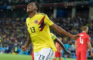 Yerry Mina, el único colombiano en el equipo ideal FIFA-FIFPro.