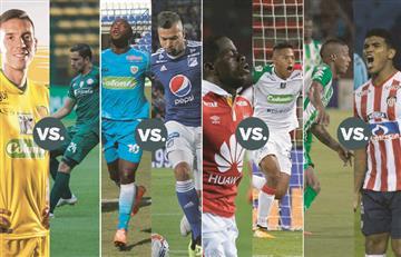 Copa Colombia: Partidazos en los cuartos de final