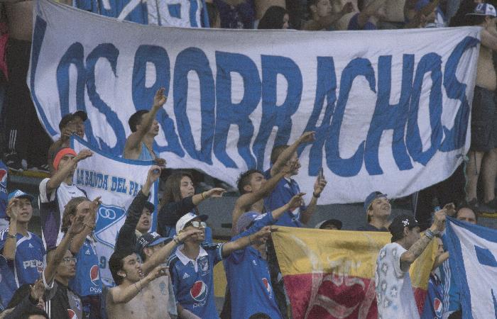 Millonarios F.C: Barras bravas no tendrán acceso a los estadios de la capital