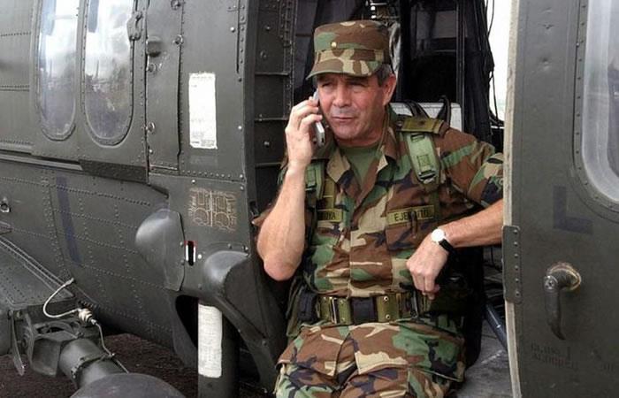 JEP: General (r) Montoya no pedirá perdón a víctimas de 'falsos positivos'