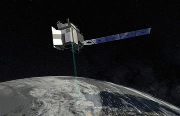 NASA envía un láser al espacio para medir el hielo en la Tierra
