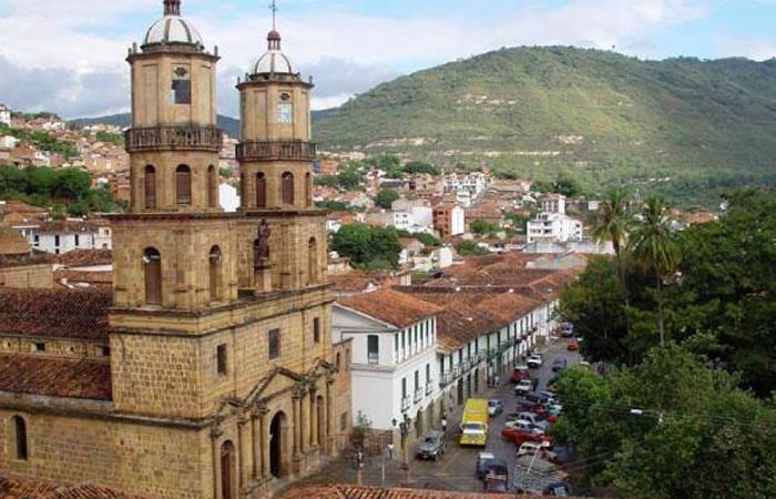 Ciudad de San Gil. Foto: Facebook