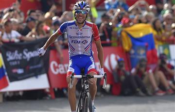[VIDEO] Así ganó Thibaut Pinot la etapa 19 de la Vuelta a España