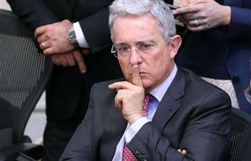Denuncian amenazas contra el senador Álvaro Uribe