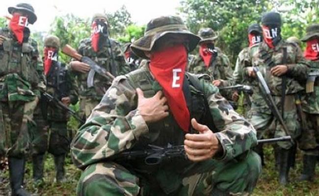 El ELN volvió a secuestrar. Foto: AFP