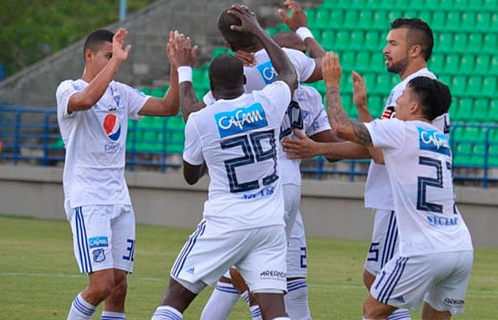 Liga Águila II: Millonarios vence como visitante a Jaguares