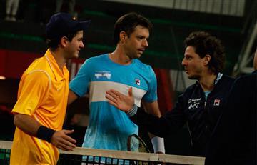 Copa Davis: Colombia pierde la serie ante Argentina