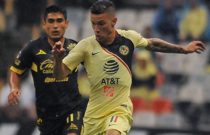 [VIDEO] Golazo de Mateus Uribe le da la victoria al América de México