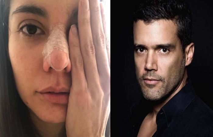 Alejandro García: Agresión a Eileen Moreno fue en 'defensa propia'
