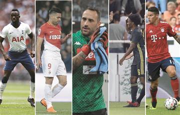 Champions League: Es el turno de James Rodríguez, Cuadrado y Orejuela