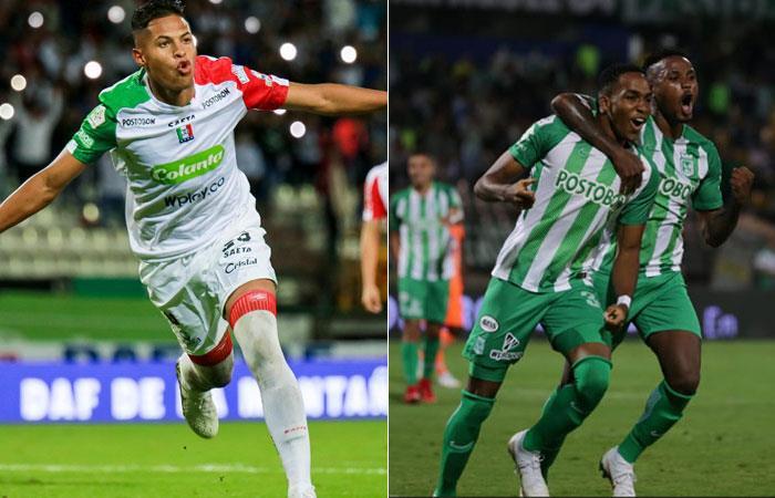 Liga Águila II: Once Caldas es líder y Atlético Nacional vence a Envigado