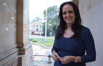 María Fernanda Cabal reitera críticas contra Iván Duque por cúpula militar
