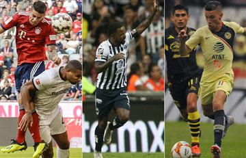 [VIDEO] James Rodríguez, Mateus y los colombianos que anotaron en el exterior