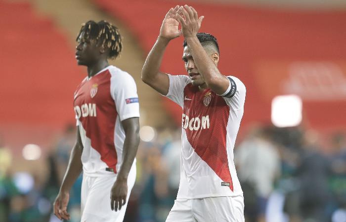 Champions League: Falcao no pudo cumplir con la ley del ex y Mónaco cayó ante el Atlético