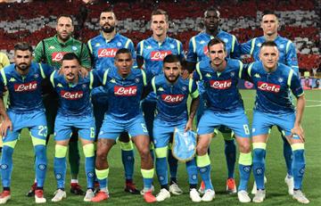 Champions League: Ospina titular en el empate del Nápoli