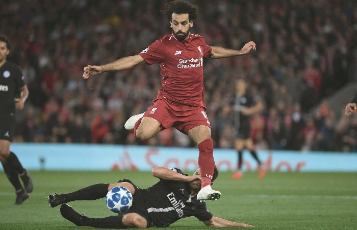 Champions League: Partidazo en Anfield, Liverpool venció 3-2 al PSG