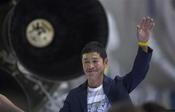 Elon Musk revela el nombre del primer turista que viajará a la Luna