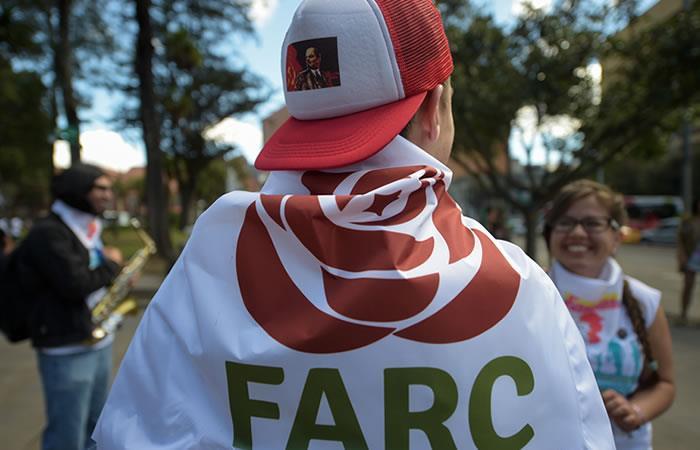 Las Farc piden una oportunidad al gobierno. Foto: AFP