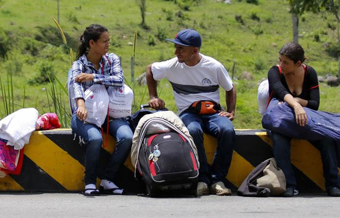 El éxodo de los venezolanos ha generado una crisis migratoria en Latinoamérica. Foto: AFP