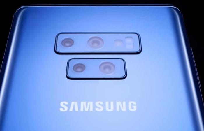 ¿Un celular con cuatro cámaras? Esta podría ser la sorpresa que trae Samsung para octubre
