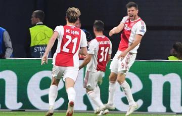Champions League: [VIDEO] Ajax no tiene piedad y golea al AEK Atenas