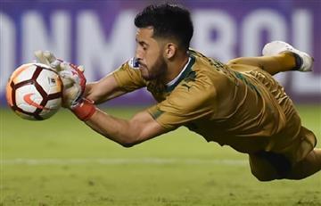 Copa Sudamericana: [VIDEO] Camilo Vargas, figura en la victoria de Deportivo Cali
