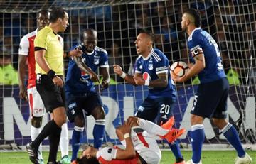 [VIDEO] Revive el clásico Santa Fe vs. Millonarios por Sudamericana