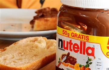 Exquisitas recetas que puedes preparar con Nutella