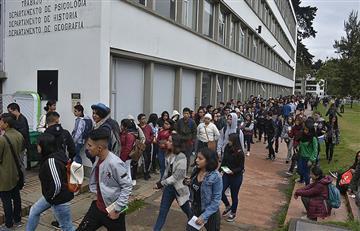 Más de 75.000 aspirantes presentaron prueba de admisión a la Universidad Nacional