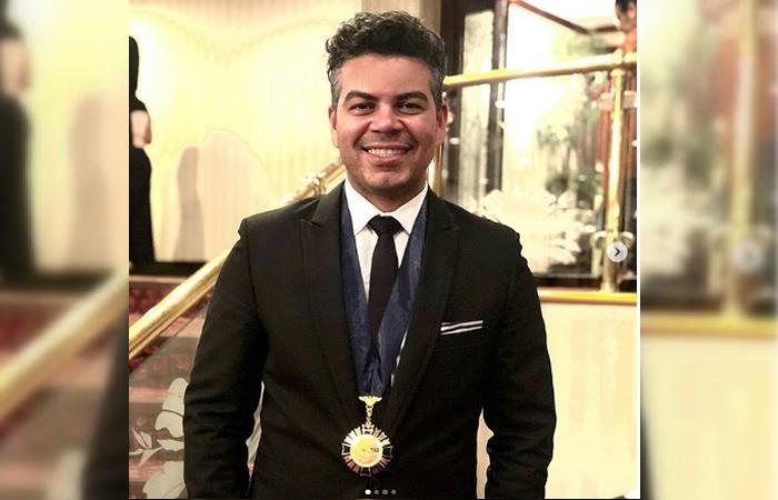 Médico colombiano premiado por innovación en diagnóstico