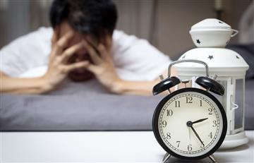 ¿Sufre de insomnio? No se auto medique
