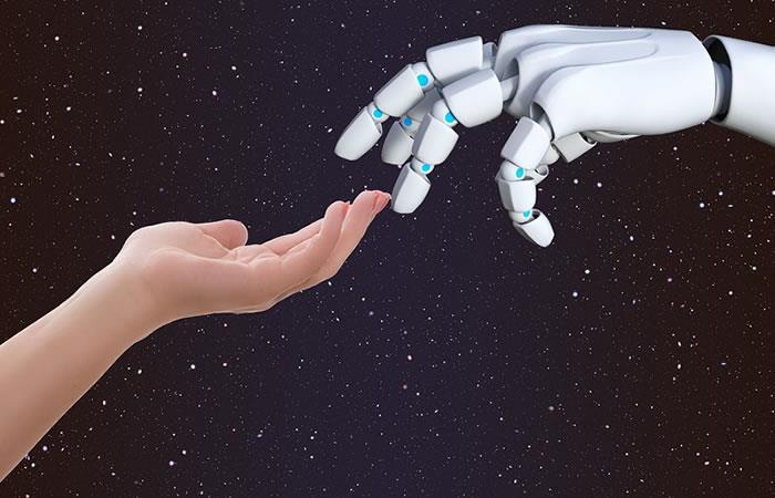 Crean piel robótica que responde al tacto de forma similar a la humana