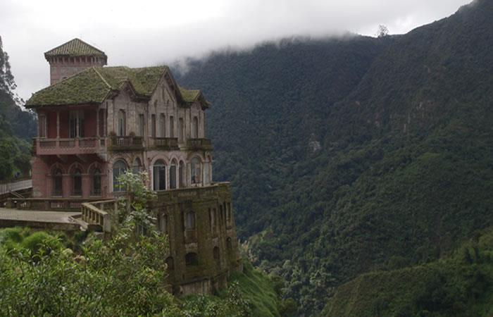 Conoce los 5 lugares turísticos y terroríficos de Colombia. Foto: Twitter