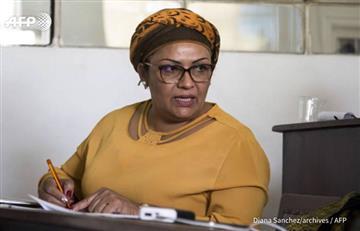 """Senadora de la FARC alerta ante la ONU sobre los """"incumplimientos"""" de los acuerdos"""