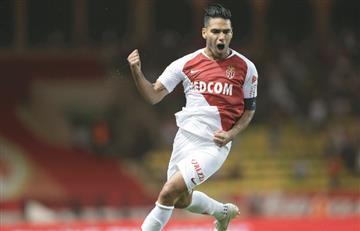[VIDEO] Falcao marcó en el empate del Mónaco