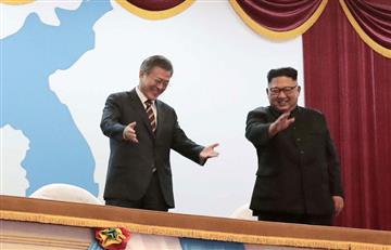 [VIDEO] Las dos Coreas anuncian candidatura conjunta para Juegos Olímpicos de 2032
