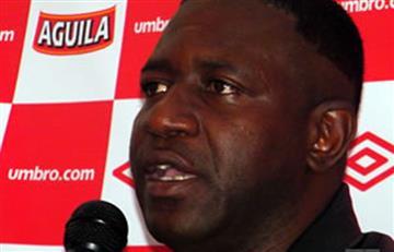 El exfutbolista Adolfo 'El Tren' Valencia hospitalizado por diabetes