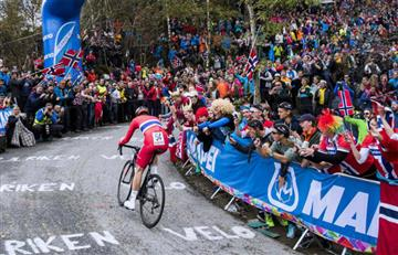 El Mundial de ciclismo en Innsbruck será el más montañosos en años
