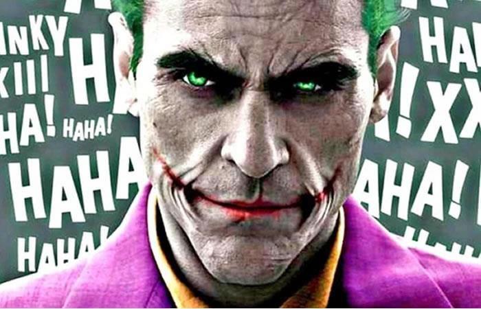 ¡Increíble! Así luce Joaquin Phoenix como el nuevo Joker