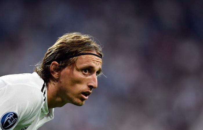 Luka Modric acepta condena por fraude fiscal